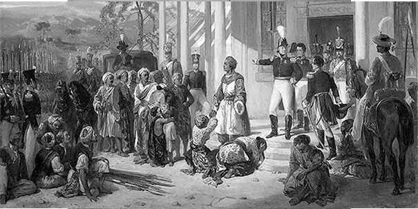 Diponegoro submits
