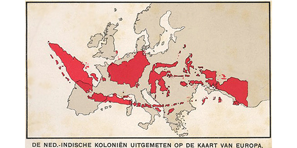 Europe Dutch East Indies