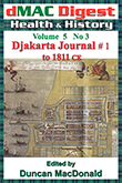 Djakarta Journal # 1