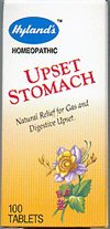 upset stomach